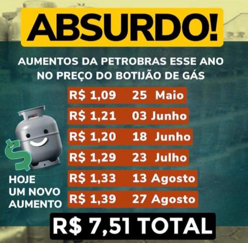 Sério isso Petrobras?
